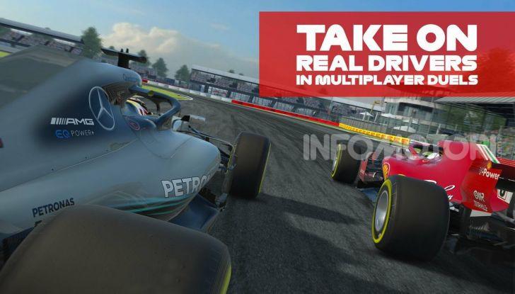 F1 Mobile Racing 2018, il gioco ufficiale è disponibile gratis su iOS - Foto 4 di 5