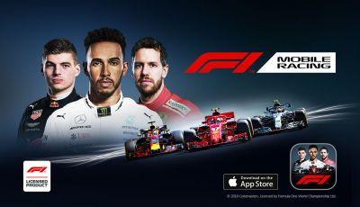 F1 Mobile Racing 2018, il gioco ufficiale è disponibile gratis su iOS