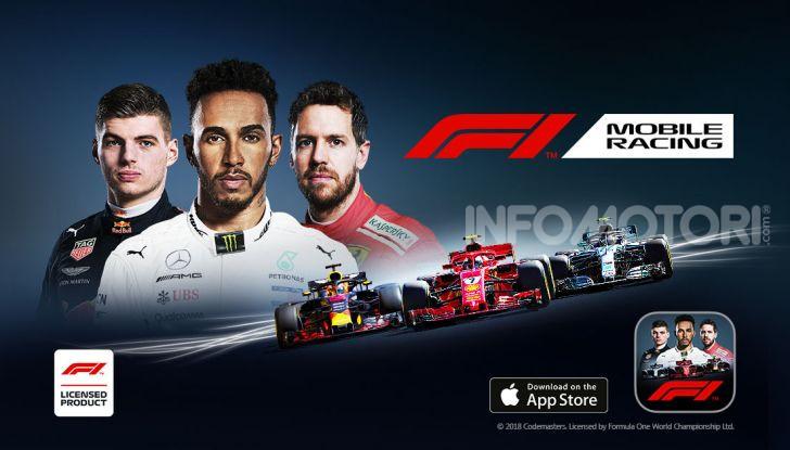 F1 Mobile Racing 2018, il gioco ufficiale è disponibile gratis su iOS - Foto 5 di 5