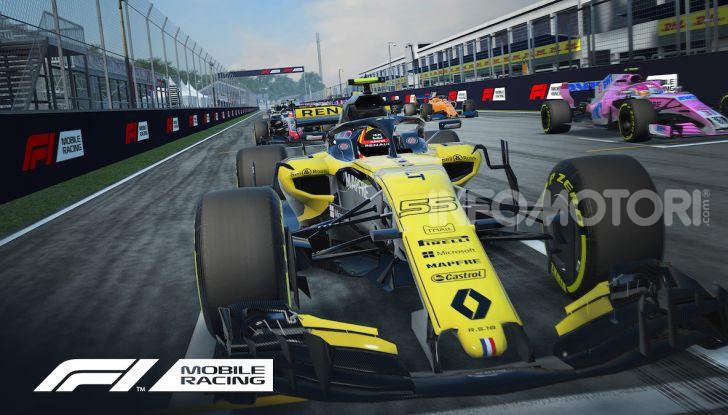 F1 Mobile Racing 2018, il gioco ufficiale è disponibile gratis su iOS - Foto 1 di 5