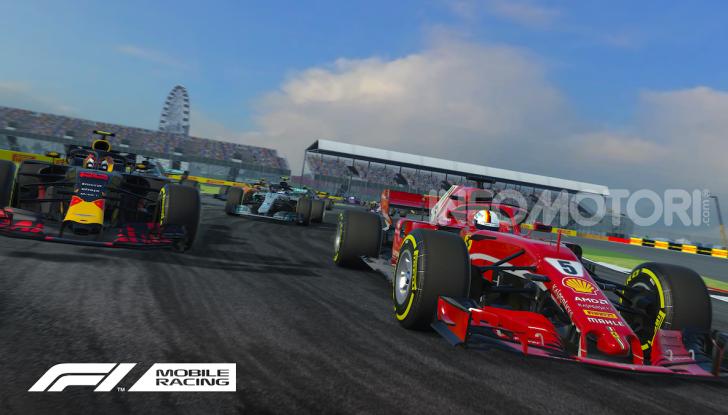 F1 Mobile Racing 2018, il gioco ufficiale è disponibile gratis su iOS - Foto 2 di 5