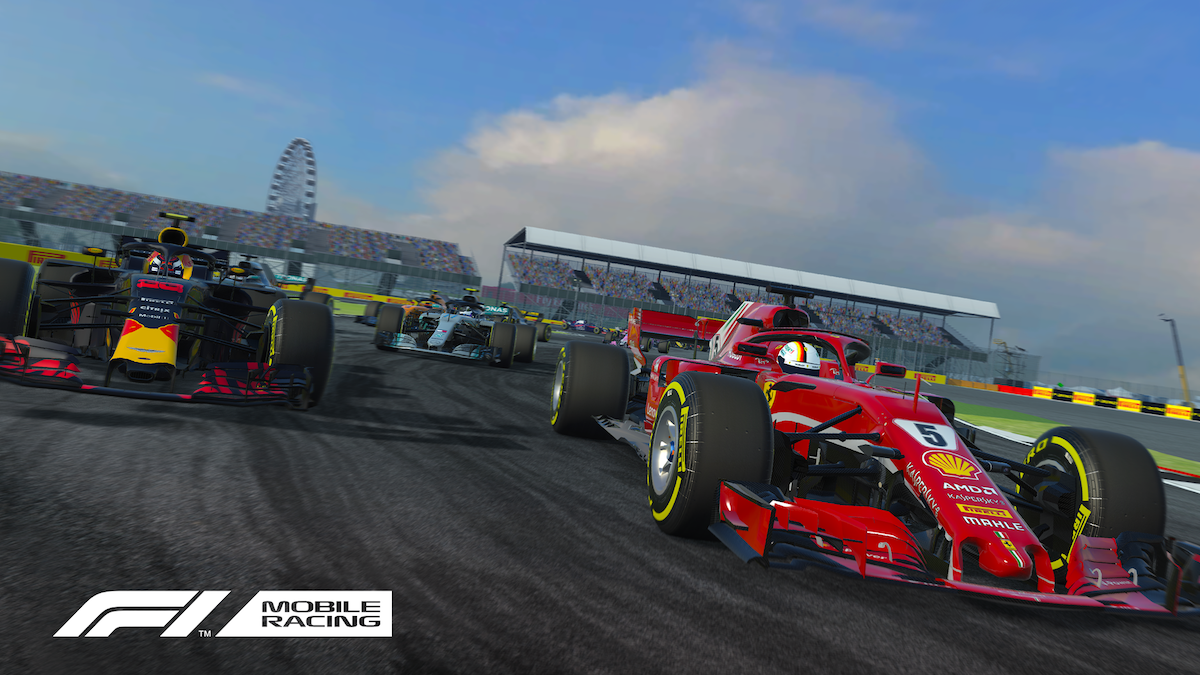F1 Mobile Racing 2018 iPhone