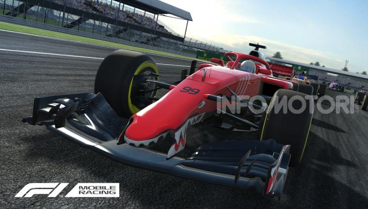 F1 Mobile Racing 2018, il gioco ufficiale è disponibile gratis su iOS - Foto 3 di 5