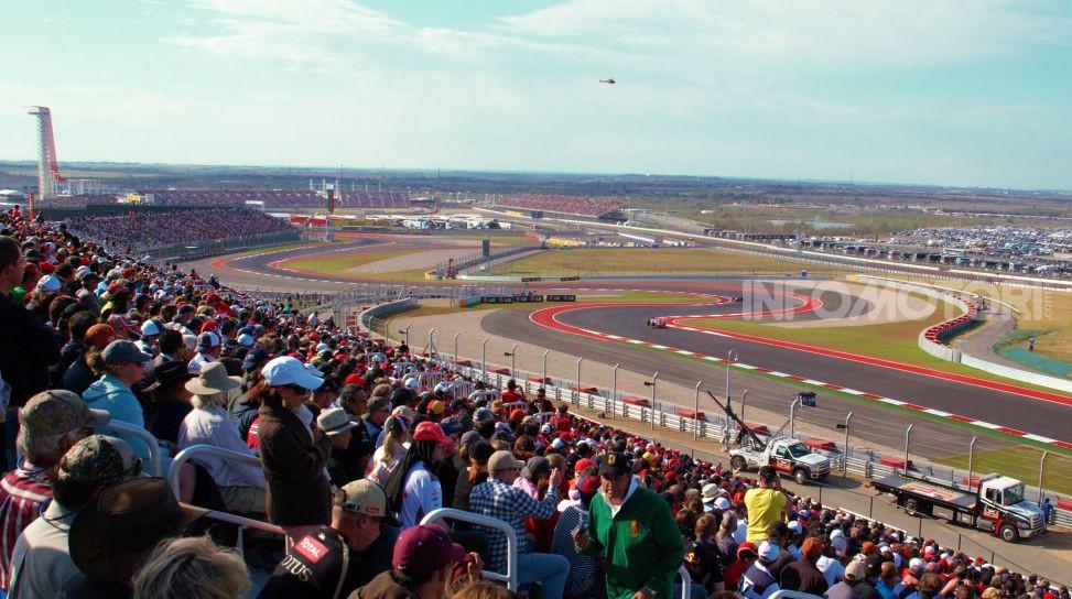 Orari TV Formula 1 GP USA 2018 su Sky e TV8