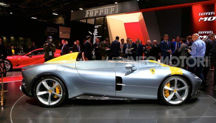 Ferrari Monza SP1 e SP2, nasce la serie limitata Icona - Foto 6 di 21