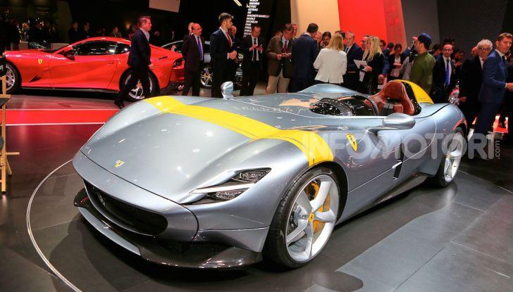 Ferrari Monza SP1 e SP2, nasce la serie limitata Icona - Foto 1 di 21