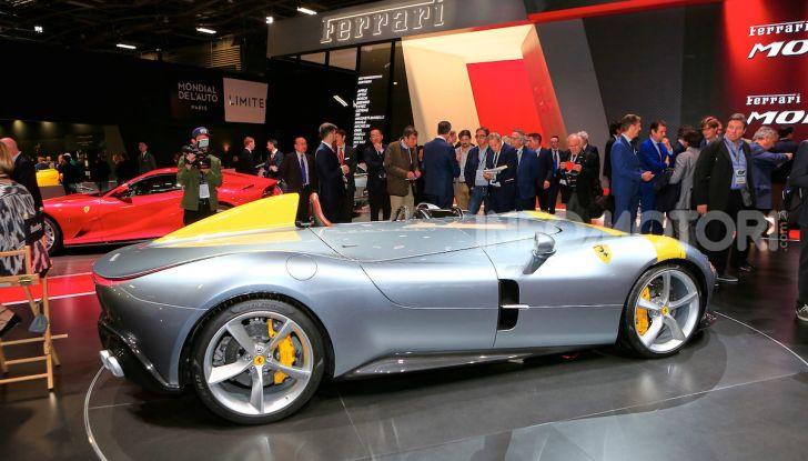 Ferrari Monza SP1 e SP2, nasce la serie limitata Icona - Foto 2 di 21