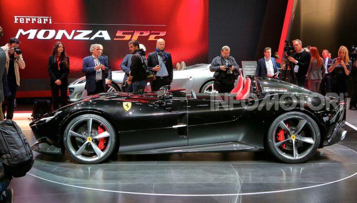 Ferrari Monza SP1 e SP2, nasce la serie limitata Icona - Foto 16 di 21