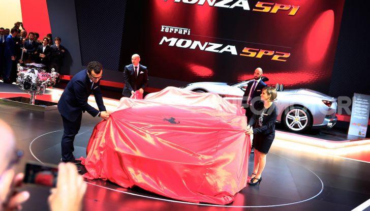 Ferrari Monza SP1 e SP2, nasce la serie limitata Icona - Foto 12 di 21