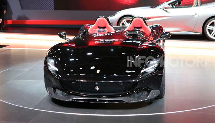 Ferrari Monza SP1 e SP2, nasce la serie limitata Icona - Foto 13 di 21