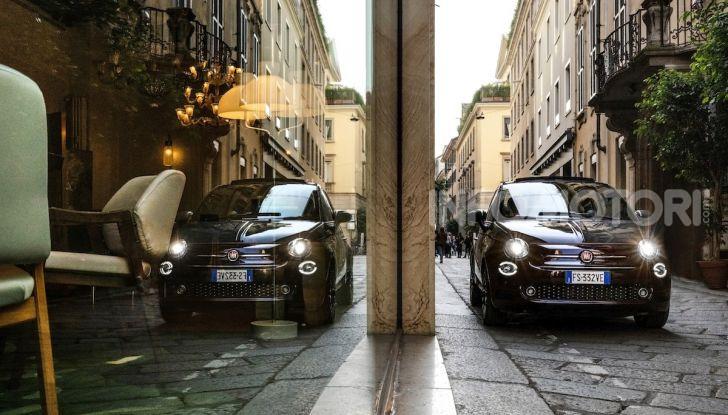 Fiat 500 Collezione: la serie speciale in collaborazione con l'Uomo Vogue - Foto 7 di 29