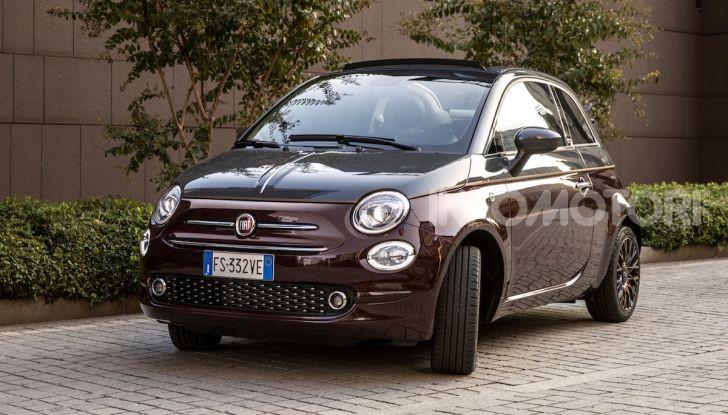 Fiat 500 Collezione: la serie speciale in collaborazione con l'Uomo Vogue - Foto 14 di 29