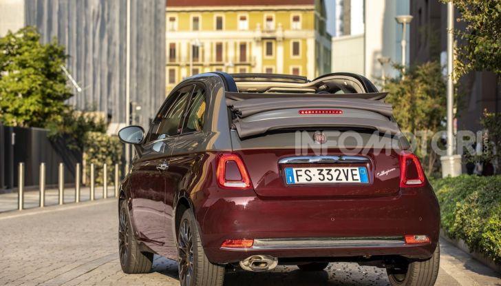 Fiat 500 Collezione: la serie speciale in collaborazione con l'Uomo Vogue - Foto 15 di 29