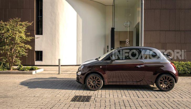 Fiat 500 Collezione: la serie speciale in collaborazione con l'Uomo Vogue - Foto 3 di 29
