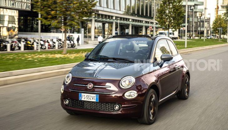 Fiat 500 Collezione: la serie speciale in collaborazione con l'Uomo Vogue - Foto 16 di 29