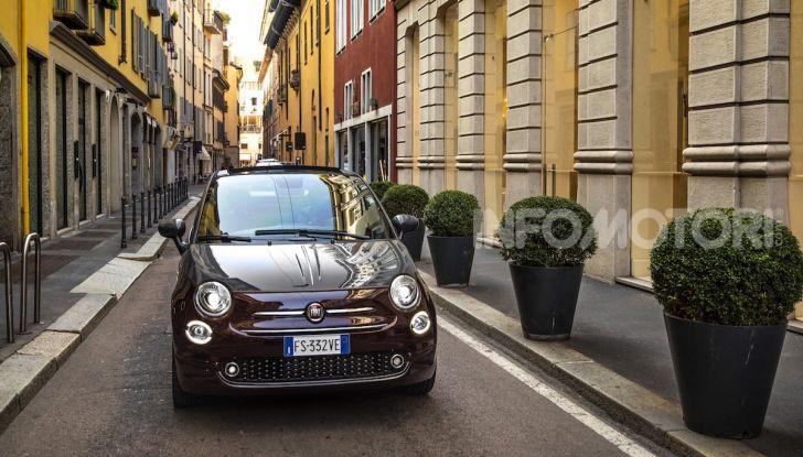 Fiat 500 Collezione: la serie speciale in collaborazione con l'Uomo Vogue - Foto 17 di 29