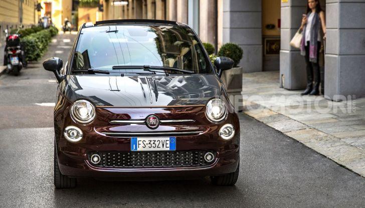 Fiat 500 Collezione: la serie speciale in collaborazione con l'Uomo Vogue - Foto 18 di 29