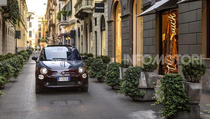 Fiat 500 Collezione: la serie speciale in collaborazione con l'Uomo Vogue - Foto 19 di 29