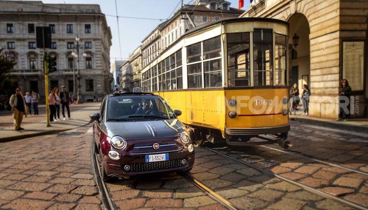 Fiat 500 Collezione: la serie speciale in collaborazione con l'Uomo Vogue - Foto 5 di 29