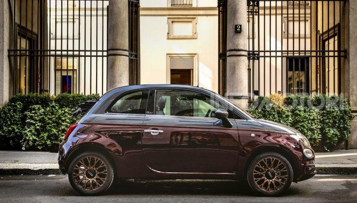 Fiat 500 Collezione: la serie speciale in collaborazione con l'Uomo Vogue - Foto 8 di 29