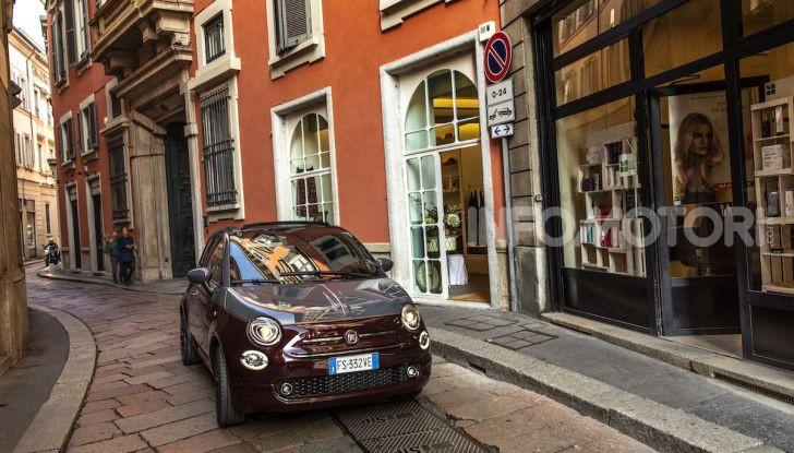 Fiat 500 Collezione: la serie speciale in collaborazione con l'Uomo Vogue - Foto 20 di 29