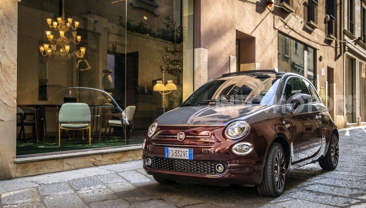 Fiat 500 Collezione: la serie speciale in collaborazione con l'Uomo Vogue - Foto 22 di 29