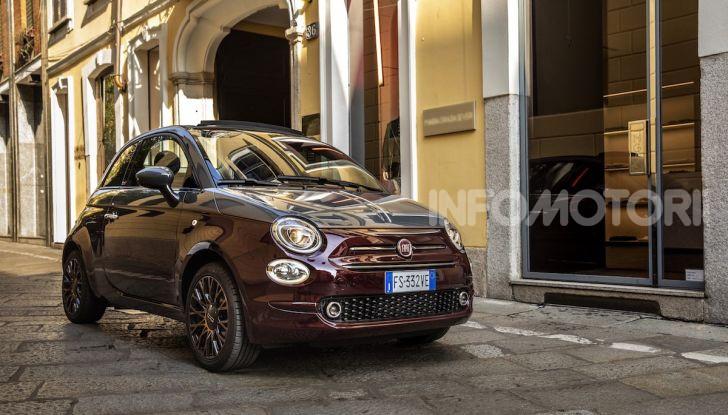 Fiat 500 Collezione: la serie speciale in collaborazione con l'Uomo Vogue - Foto 23 di 29