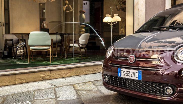 Fiat 500 Collezione: la serie speciale in collaborazione con l'Uomo Vogue - Foto 24 di 29