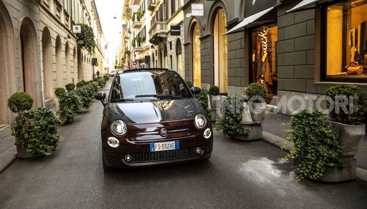 Fiat 500 Collezione: la serie speciale in collaborazione con l'Uomo Vogue - Foto 25 di 29