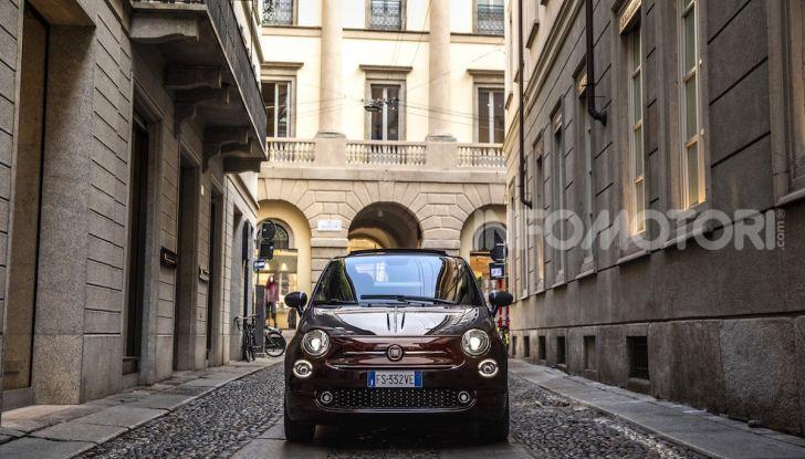 Fiat 500 Collezione: la serie speciale in collaborazione con l'Uomo Vogue - Foto 1 di 29