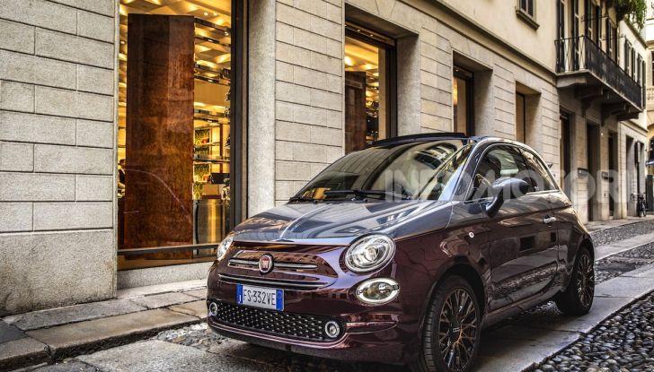 Fiat 500 Collezione: la serie speciale in collaborazione con l'Uomo Vogue - Foto 27 di 29