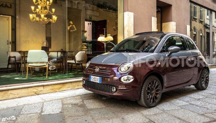 Fiat 500 Collezione: la serie speciale in collaborazione con l'Uomo Vogue - Foto 28 di 29