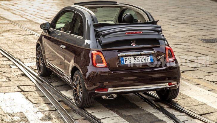 Fiat 500 Collezione: la serie speciale in collaborazione con l'Uomo Vogue - Foto 4 di 29