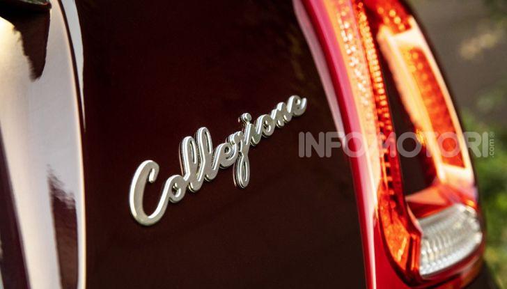 Fiat 500 Collezione: la serie speciale in collaborazione con l'Uomo Vogue - Foto 9 di 29