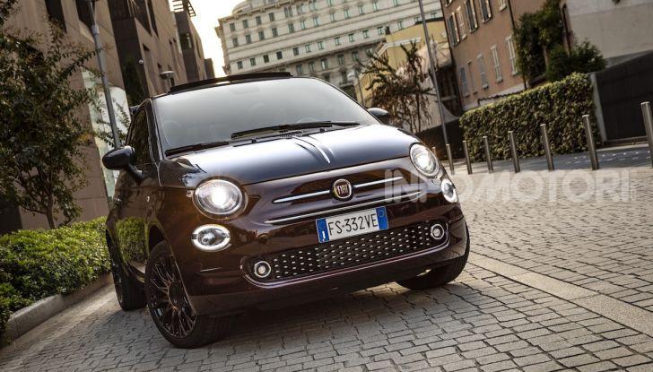 Fiat 500 Collezione: la serie speciale in collaborazione con l'Uomo Vogue - Foto 6 di 29