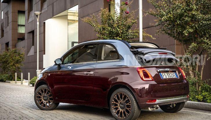 Fiat 500 Collezione: la serie speciale in collaborazione con l'Uomo Vogue - Foto 12 di 29