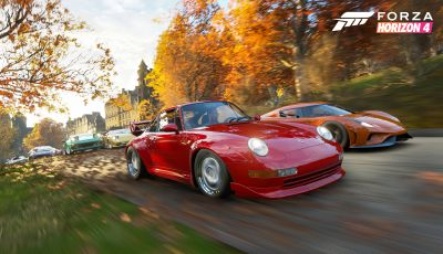 Forza Horizon 4 arriva su Xbox e PC