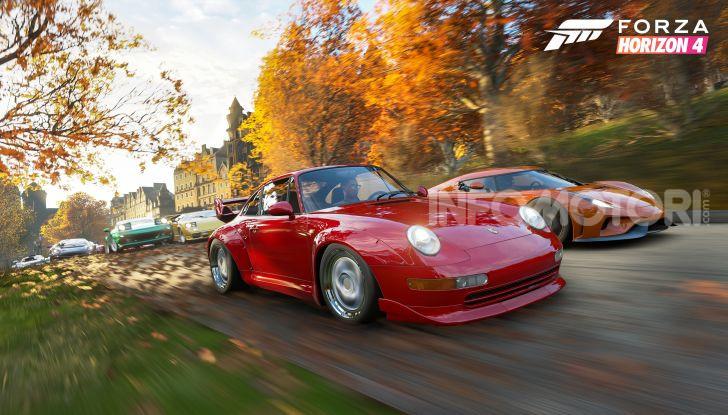 Forza Horizon 4 arriva su Xbox e PC - Foto 1 di 9