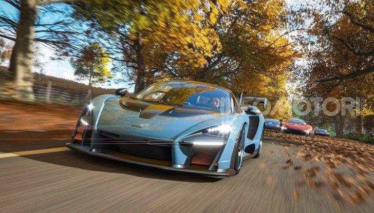 Forza Horizon 4: ecco l'estensione LEGO Speed Champions - Foto 2 di 9