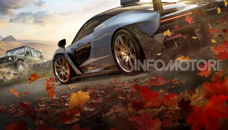 Forza Horizon 4: ecco l'estensione LEGO Speed Champions - Foto 3 di 9