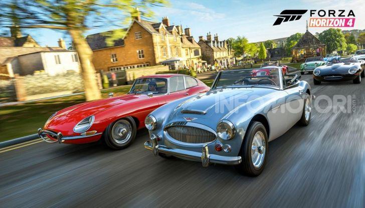 Forza Horizon 4: ecco l'estensione LEGO Speed Champions - Foto 4 di 9