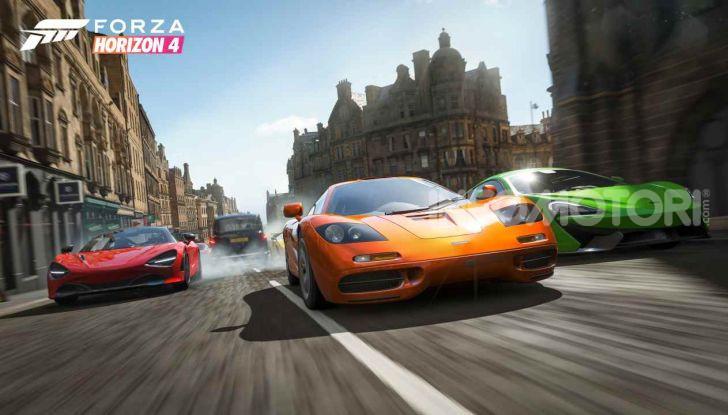 Forza Horizon 4: ecco l'estensione LEGO Speed Champions - Foto 8 di 9