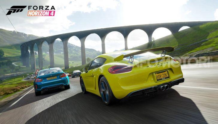 Forza Horizon 4 arriva su Xbox e PC - Foto 9 di 9