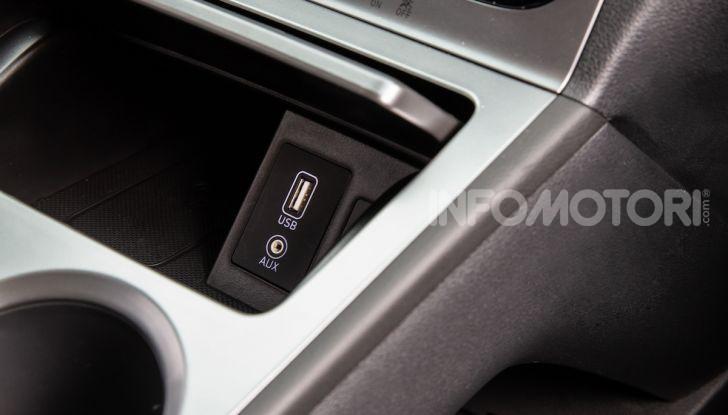 Hyundai Kona EV, test drive del SUV elettrico - Foto 17 di 18
