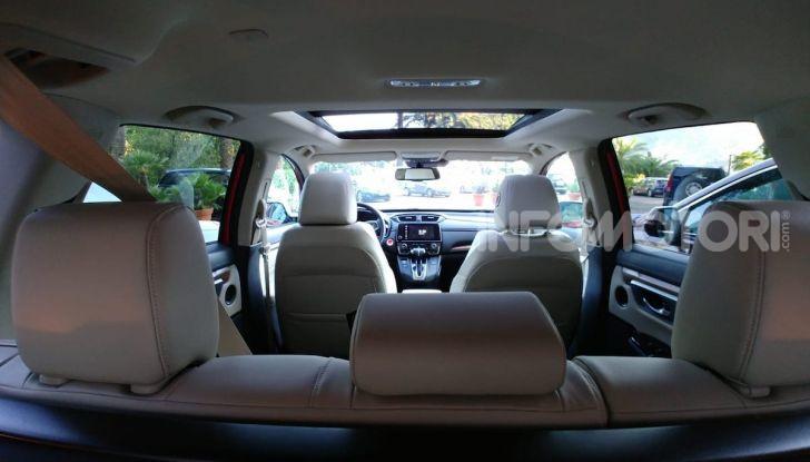 Nuova Honda CR-V 2018, la prova del SUV nipponico con motore V-TEC - Foto 8 di 27