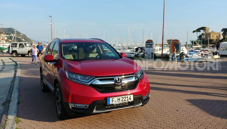 Nuova Honda CR-V 2018, la prova del SUV nipponico con motore V-TEC - Foto 2 di 27