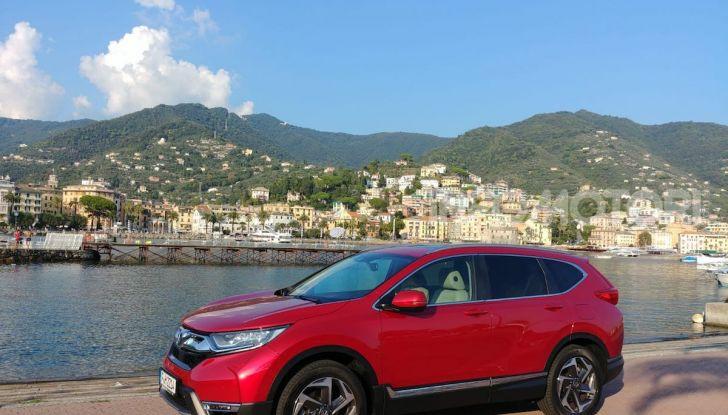 Nuova Honda CR-V 2018, la prova del SUV nipponico con motore V-TEC - Foto 4 di 27