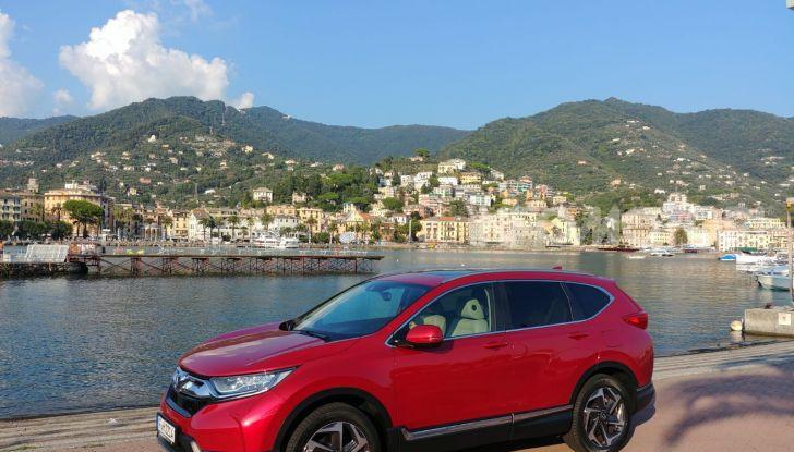 Nuova Honda CR-V 2018, la prova del SUV nipponico con motore V-TEC - Foto 5 di 27