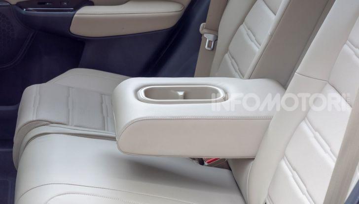 Nuova Honda CR-V 2018, la prova del SUV nipponico con motore V-TEC - Foto 23 di 27