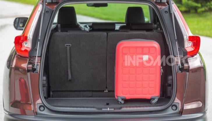 Nuova Honda CR-V 2018, la prova del SUV nipponico con motore V-TEC - Foto 13 di 27